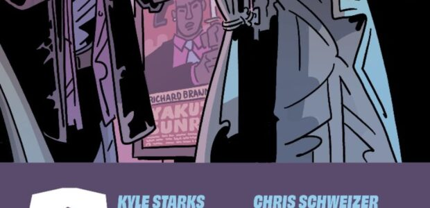 """""""A bizarre premise stuffed with colorful characters, gut busting humor, a deep appreciation of American pop culture, and a surprising degree of depth amidst all the tawdry details."""" —ComicBook.com When […]"""
