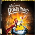 EXPERIENCE THE BRILLIANTLY FUNNY CULT CLASSIC FOR THE FIRST TIME IN 4K ULTRA HD™ 'Who Framed Roger Rabbit' Arrives Dec. 7