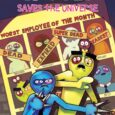 Image/Skybound is excited to reveal a first look atTrover Saves The Universe #2, continuing the hit limited series from acclaimed author Tess Stone, based upon the eponymous hit video game […]