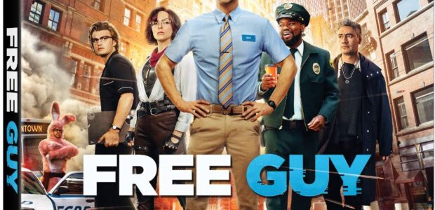 Make It a Great Day by Adding 'Free Guy' to Your Movie Collection 'Free Guy' Arrives on Digital, Sept. 28, and on 4K Ultra HD™, Blu-ray™ and DVD, Oct. 12 […]