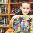 Sean enjoyed the Treasure X Monster figure that he decided to go big with the Treasure x Mega Monster