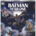 BATMAN: YEAR ONE COMMEMORATIVE EDITION THE DARK KNIGHT ORIGIN STORY REMASTERED FOR 4K ULTRA HD™ BLU-RAY COMBO PACK & DIGITAL ON 11/9/21