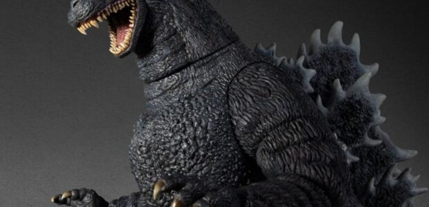 Godzilla, King of the Monsters, is here to rule over your collection! Immense in detail and size, Ultimate Godzilla measures a gargantuan 3 feet from teeth to tail! He features […]