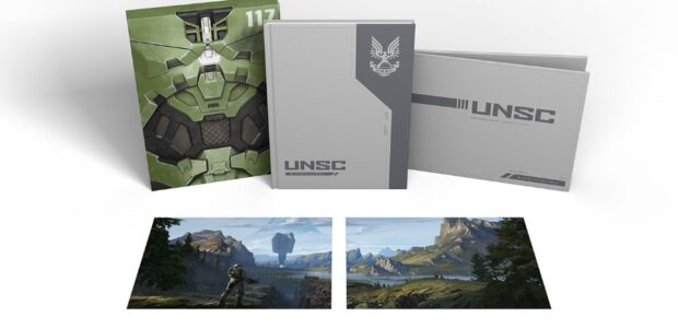 Follow the Master Chief's Story Through a Beautifully Rendered Exploration of the World of Halo Infinite Dark Horse Books and 343 Industries are celebrating the upcoming release of the highly […]