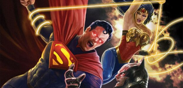 INJUSTICE JUSTIN HARTLEY, ANSON MOUNT TOP ALL-STAR CAST IN NEW DC ANIMATED MOVIE INSPIRED BY POPULAR GAME AND GRAPHIC NOVEL; COMING TO 4K ULTRA HD™ COMBO PACK, BLU-RAY™ AND DIGITAL […]