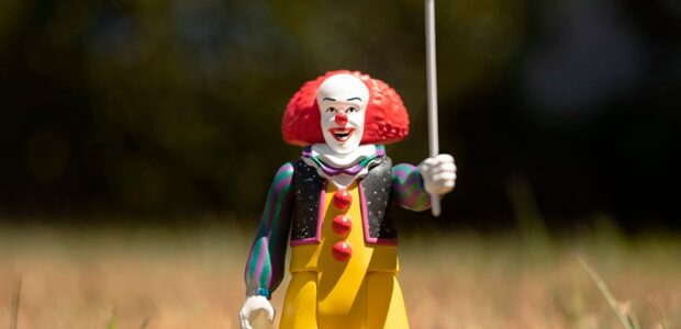 We're not saying that clowns weren't kinda creepy before Stephen King came along, but when he created IT and introduced the world to Pennywise, the psychotic, supernatural clown who preys […]
