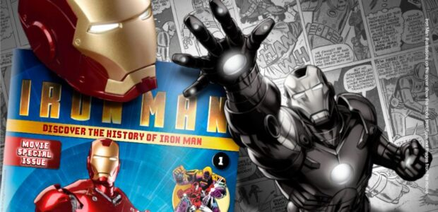 New Subscription Service Gives MCU and Marvel Fans the Chance to Become Tony Stark and Build Iron Man's Mark III Armor Build Your Own Iron Man, Authentic Model Available Now! […]