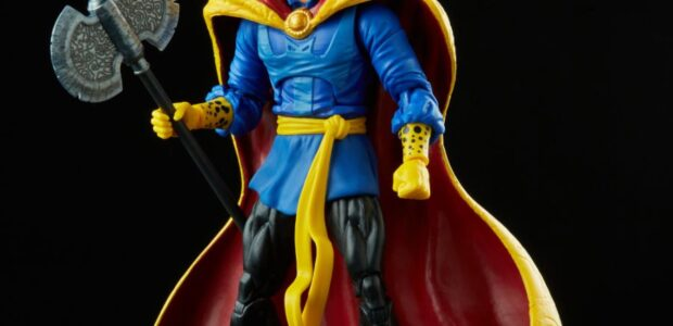 The all-new MARVEL LEGENDS SERIES 6-INCH DOCTOR STRANGE Figure has been revealed today! MARVEL LEGENDS SERIES 6-INCH DOCTOR STRANGE Figure (HASBRO/Age 4 years & up/Approx. Retail Price: $26.49/Available: Spring 2022) […]