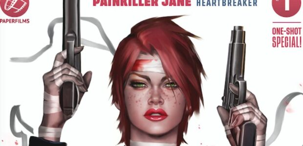 """PAINKILLER JANE: HEARTBREAKER KICKSTARTER LAUNCHING SOON Hello again loyal PaperFilms backers! We super thrilled to continue the """"virtual"""" interaction of the team with their amazing fans. These newsletters allow us […]"""