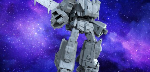 Today, Hasbro and iconic anime voice actor Christopher Sabat revealed new colored renderings for the highly anticipated Transformers HasLab project: Victory Saber, via Sabat's Twitter. Supreme Commander of the Autobots. […]