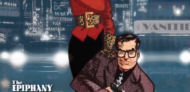 Graphically experimental, narratively daring, andvisually explosive, Howard Chaykin'sTime² was a work ahead of its time2—and remains so today. In February 2022—just in time2to celebrate the project's 35th anniversary—fans will be […]