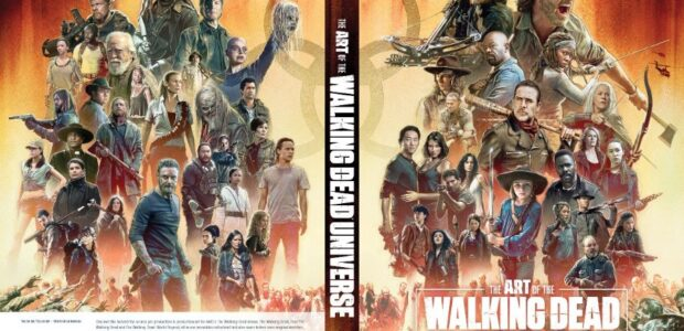 AMC Networks,SkyboundEntertainment and Image Comics today unveiled an all-newlook insideThe Art of AMC's The Walking Dead Universe,the upcoming hardcover going behind-the-scenes of all three of AMC's landmarkThe Walking DeadTV series,featuring […]