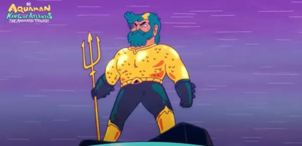 Three-Part Animated Mini-Series Event from Executive Producer James Wan and Warner Bros. Animation Stars the Voice Talents of Cooper Andrews, Gillian Jacobs, Thomas Lennon and Dana Snyder First Episode Swims […]