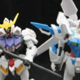 Bandai America brings a new line of Gundam, with an inter-changeable twist!