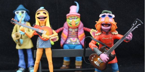 Thirds times the charm, especially when it comes to the Muppets I'm truly enjoying this Best of the Muppets series. This is a perfect opportunity to get figures you may […]