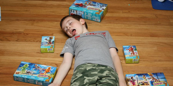 Zoinks! Playmobil has a new Scooby-Doo series, and Sean gets to take a look at it! When the first Scooby Playmobil series came out, Sean was in his world. As […]