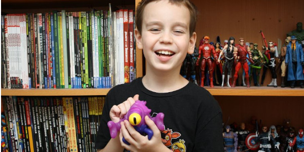 The Heroes of Goo Jit Zu are back with a vengeance. This time they are taking on evil aliens with Galaxy Attack! Goo Jit Zu are Sean's favorite toys, so […]