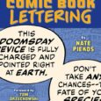 Image has released The Essential Guide to Comic Book Lettering this week. This is the ultimate guide for aspiring professional letterers.