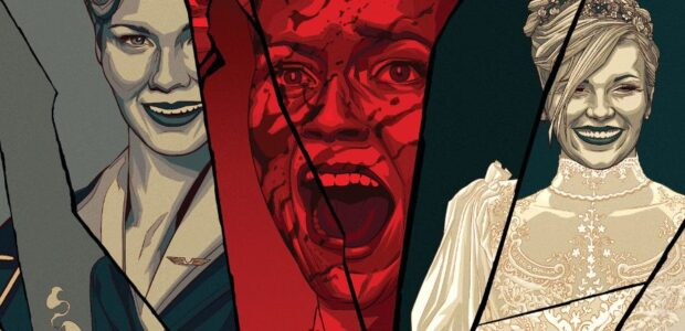 Discover More Terrors from the Hugo Award-Winning Author of 'Magic for Liars' in October 2021 BOOM! Studios today revealed a first look atEAT THE RICH #3, the next issue in […]