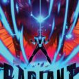 Bestselling series Radiant Black by Kyle Higgins and Marcelo Costa will add a gleam of the fantastic to issue #10 of the series with a special Blacklight Edition treatment.