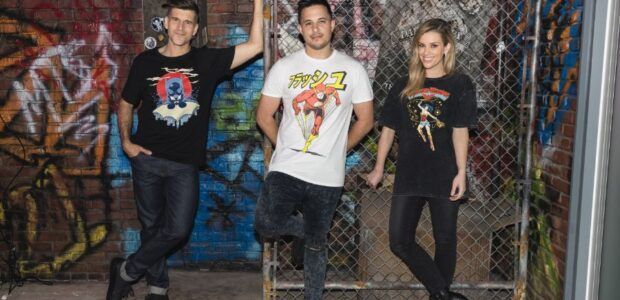 Hosted by Osher Günsberg, Jayden Rodrigues and Stephanie 'Hex' Bendixsen DC FanDome, the ultimate global experience for DC fans, is back! This year, whether you're a fan of Superman, Batman, […]