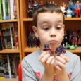 Mix Transformers and Minimates and you get a really awesome toy.